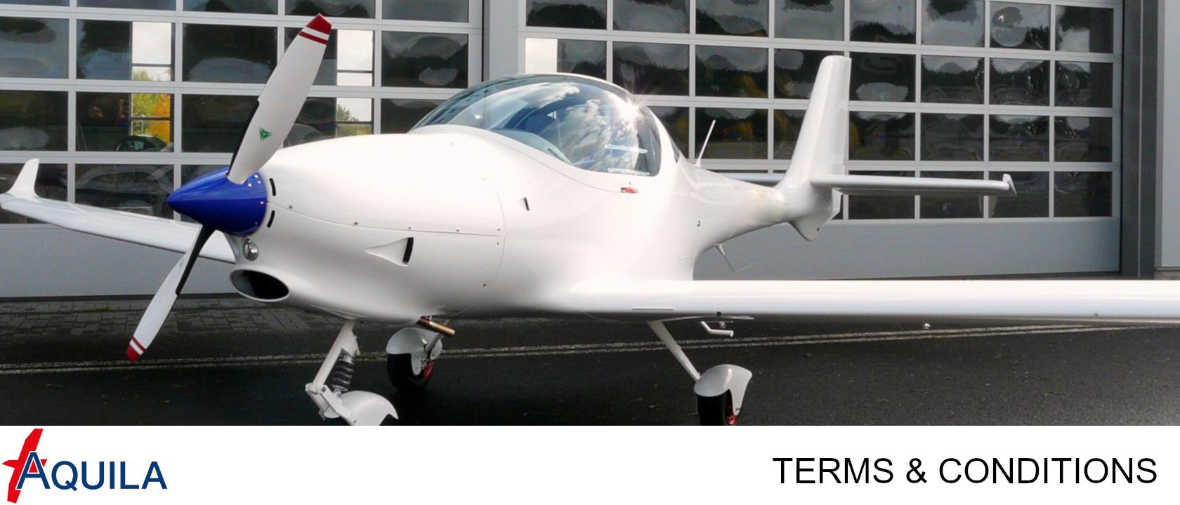 TERMS & CONDITIONS – AQUILA Aviation International GmbH